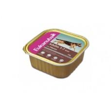 Eukanuba консервы для собак с говядиной 150гр. (10637)