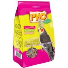 Рио корм для средних попугаев во время линьки, 0.5кг. (58035)
