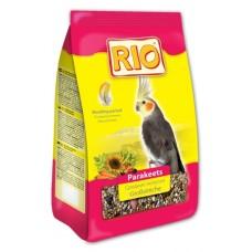 Рио корм для волнистых попугайчиков в период линьки, 0.5кг. (58037)