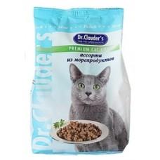 Dr. Clauder корм для кошек ассорти из морепродуктов