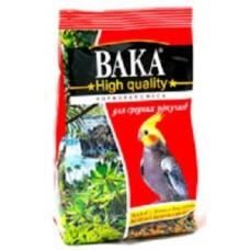 Вака High Quality Корм для средних попугаев 500 гр. (14865)