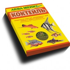 Аква Меню Коктейль Корм для рыб (15647)