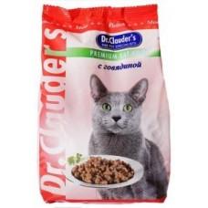 Dr. Clauder корм для кошек с говядиной