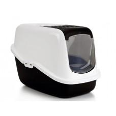 Beeztees Nestor Туалет-домик для кошек 56*39*39 см
