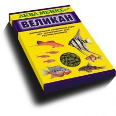 Аква Меню Великан Корм для рыб (15645)