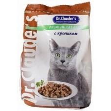 Dr. Clauder корм для кошек с кроликом