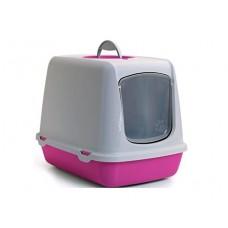 Beeztees Oscar Туалет-домик для кошек 50*37*39 см