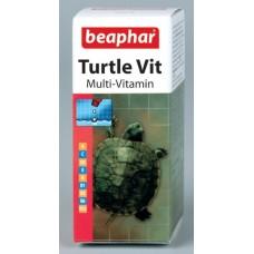Beaphar 12555 Turtle Vit Витамины для черепах 20мл (13120)