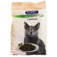 Dr. Clauder корм для кошек с лососем 400 гр. (04057)