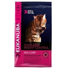 Eukanuba Корм для кастрированных и склонных к ожирению (Adult Sterilized/Weight Control)