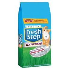Fresh Step впитывающий наполнитель с тройным контролем запахов