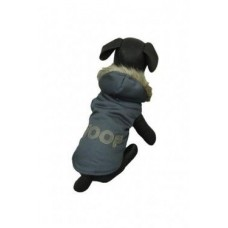Куртка с капюшоном и меховой оторочкой (Jacket Woof)