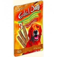 Edel Dog для собак лакомство колбаски курица, индейка и дрожжи 3шт. (28205)