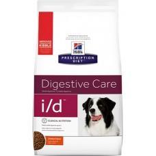 Hill's Prescription Diet I/D Canine Лечение ЖКТ с курицей