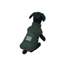 Куртка с карманом, темно зеленая (Jacket Tough army)