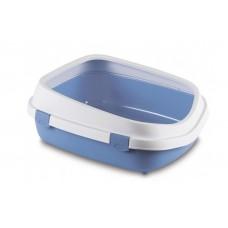 Stefanplast Туалет Queen с рамкой, 55*71*24,5см
