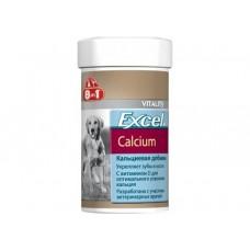 Витамины 8 in 1 Excel Calcium для собак Кальций, фосфор и витамин D