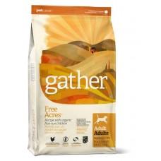 Gather Органический корм для собак с курицей (GATHER Free Acres Chicken DF)