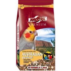 Верселе-Лага Premium Australian Parakeet Корм для средних попугаев 1кг. (19706)