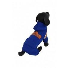 Спортивный костюм, синий (Sweatshirt Sports)