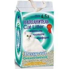 Pussy-cat Океанический Наполнитель впитывающий