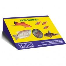 Аква Меню Тропи Корм для рыб, хлопья (15650)