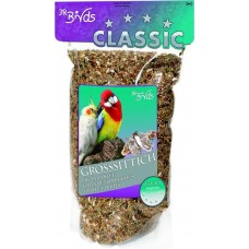JR FARM Classic Корм для длиннохвостых попугаев 1кг. (08398)