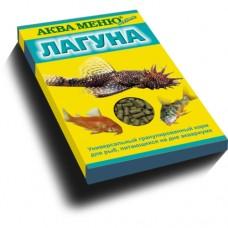 Аква Меню Лагуна Корм для донных рыб, гранулы (37926)