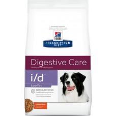 Hill's Prescription Diet I/D Low Fat Canine низкокалорийный c курицей Лечение ЖКТ