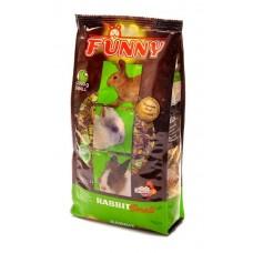 """BeneluxКорм для карликовых кроликов """"Премиум"""" (Funny rabbit small Premium) 32131"""