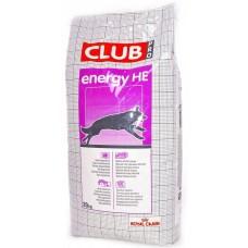 Royal Canin CLUB PRO ENERGY HE высококалорийное питание для взрослых собак , 20кг (P11753)