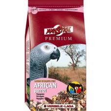 Верселе-Лага  Premium African Parrot Корм для крупных попугаев 1кг. (19201)