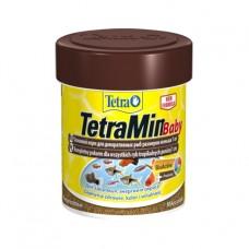 Тетра 199156 TetraMin Baby Корм для мальков, микрохлопья 66 мл (15785)