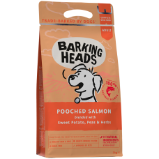 "Barking Heads POOCHED SALMON для собак с Лососем и картофелем ""Мисочку оближешь"""