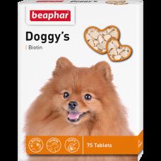 Beaphar Кормовая добавка Doggy's + Biotine для собак 75 таблеток