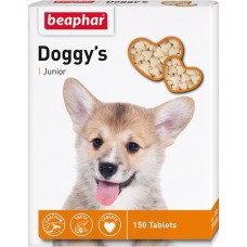 Beaphar Кормовая добавка Doggy's Junior для щенков 150 таблеток