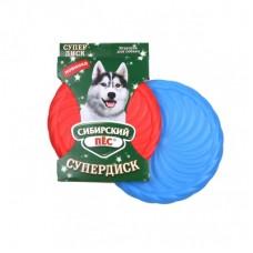 """Сибирская кошка Сибирский Пёс, игрушка для собак """"Супердиск"""""""