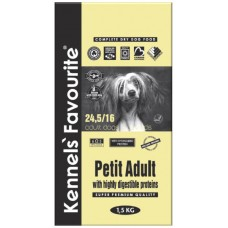 Kennels` Favourite Petite Adult для собак мелких пород с Уткой 1.5kg