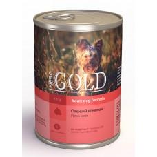 """Nero Gold Консервы для собак """"Свежий ягненок"""" (Lamb)"""