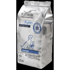 Platinum Puppy Chicken полнорационный корм для щенков - курица