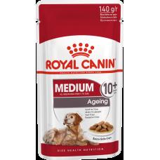Royal Canin MEDIUM AGEING Влажный корм для собак средних пород старше 10 лет, 140г (P34424)