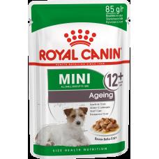 Royal Canin MINI AGEING Влажный корм для собак малых пород старше 12 лет, 85г (P34421)