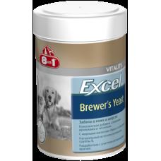 8 в 1 Excel Brewer's Yeast Витамины с пивными дрожжами и чесноком