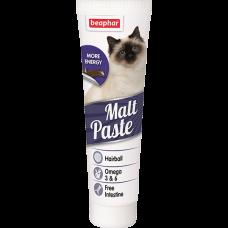 Beaphar Malt Paste паста для кошек для выведения шерсти из желудка